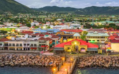 Experience Caribbean charm in unspoiled St Kitts and Nevis